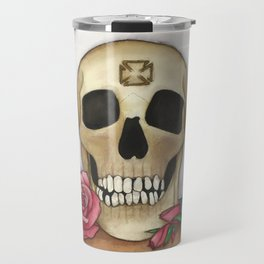 Strengh in Death Travel Mug