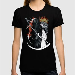 Death & their maiden T-shirt