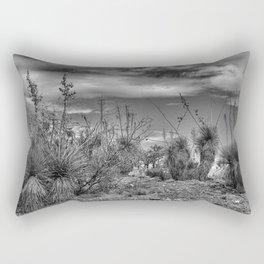 Living Desert Rectangular Pillow