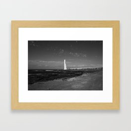 Rocket Launcher Framed Art Print