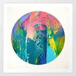 Psychotropic I Art Print