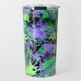 Abstraction.2 Travel Mug