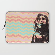 The Darkness & Beauty Laptop Sleeve