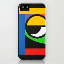Smart Guy - Paint iPhone Case