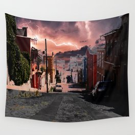 The Storm Wall Tapestry