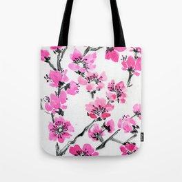 Cherry Simple Tote Bag