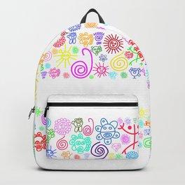 Heaven color Backpack