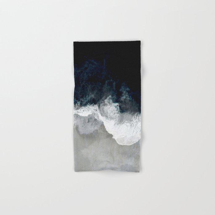 Blue Sea Hand & Bath Towel