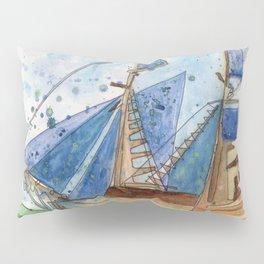 S.S. Deamboat Pillow Sham