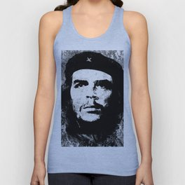 CHE GUEVARA (BLACK & WHITE VERSION) Unisex Tank Top