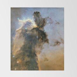 The Eagle Nebula Throw Blanket
