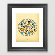 - cosmopolitan_01 - Framed Art Print