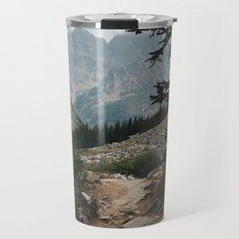 Grand Teton Way Travel Mug