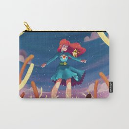 Nausicaa of the Valley of the Wind Carry-All Pouch