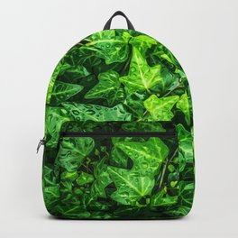 Ivy | Digital Art Backpack
