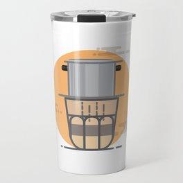 Vietnam Coffee Travel Mug