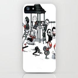 Horror Park iPhone Case