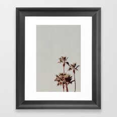 LA California  Framed Art Print