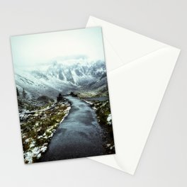 Mount Baker - Snoqualmie Forest Stationery Cards