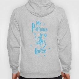 Horse Patronus Hoody