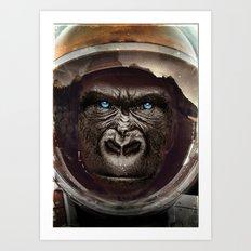 Ecco Art Print
