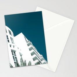 Art Deco Miami Beach #27 Stationery Cards