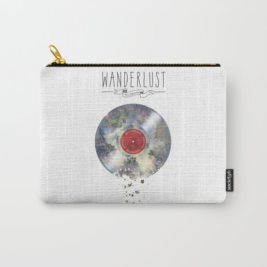 Wanderlust recordings Carry-All Pouch
