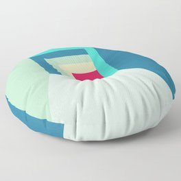 Poligonal 246 Floor Pillow