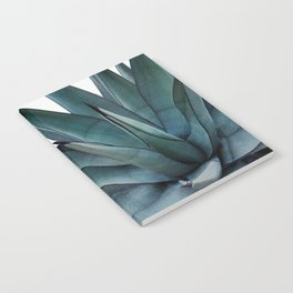 Agave Vivid Vibes #1 #tropical #decor #art #society6 Notebook