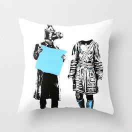 GOOD SIR Throw Pillow