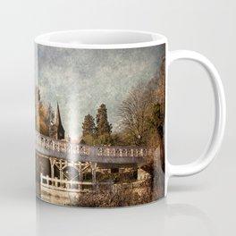 Whitchurch on Thames Toll Bridge Coffee Mug