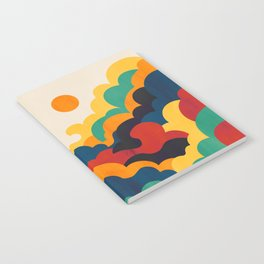 Cloud nine Notebook