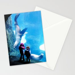 At the Zoo Stationery Cards