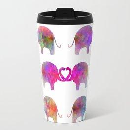 Elephant Soul Mate Travel Mug