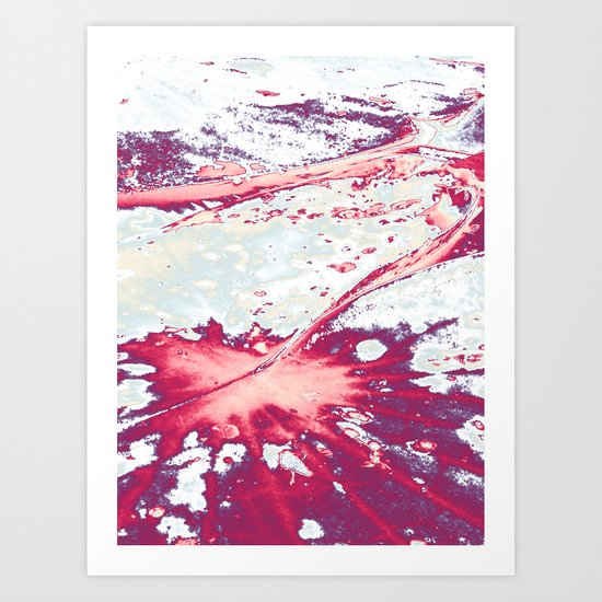 Petiole Art Print