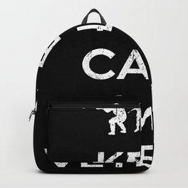 Keep Calm Veteran Backpack
