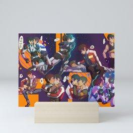 CountDown Mini Art Print