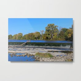 Providence Dam I Metal Print