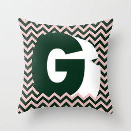 G. Throw Pillow