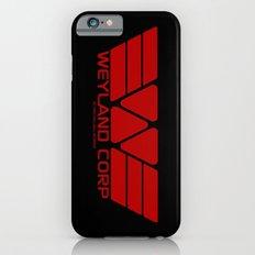 Weyland-Yutani Corp iPhone 6s Slim Case