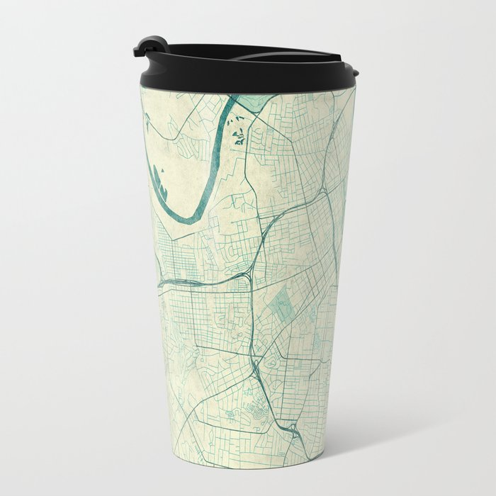 Vintage Travel Mug 92