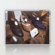 Camdem Shoes Laptop & iPad Skin