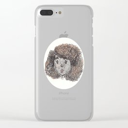 Hermione Granger Clear iPhone Case