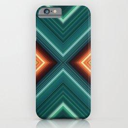 Cyberpunk Garden iPhone Case
