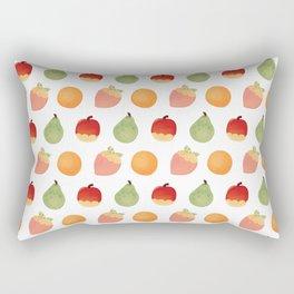 Hometown Fruit Rectangular Pillow