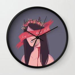 long live abigail hobbs.  Wall Clock