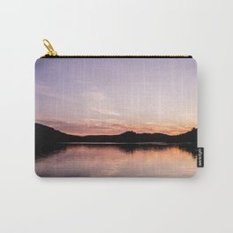 Sunset in the Laurentides, Canada Carry-All Pouch