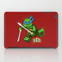 leo iPad Cases featuring Leo by le.duc