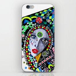 SERPENTINA COLORIDA iPhone Skin