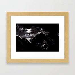 Nude Interlude Framed Art Print